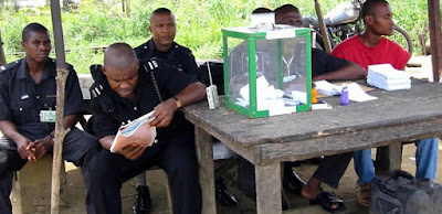 Bayelsa Poll: Will Ballot Box Be More Secured As Police Deploys 32,000 Personnel