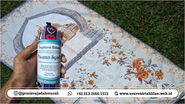 Ternyata Ini Isi Paket Souvenir Tahlilan Murah | +62 813-2666-1515