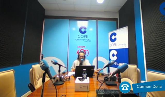 Fuerteventura.- Coach Carmen Delia Gutiérrez contagia risa para combatir el coronavirus