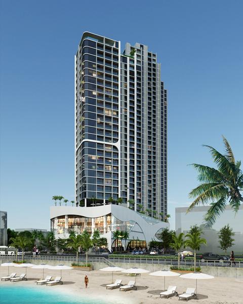 Thiết kế chi tiết Condotel Scenia Bay Nha Trang