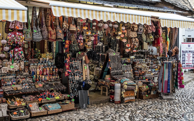 bazar, bascarsija
