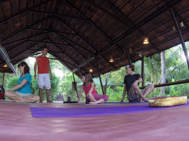 Yoga retreat Kerala