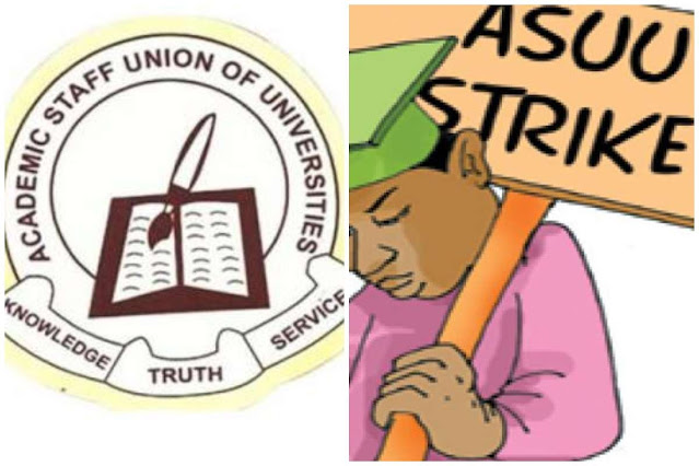 ASUU Strike To Continue As Govt. Accepts To Pay Only ₦35 Billion