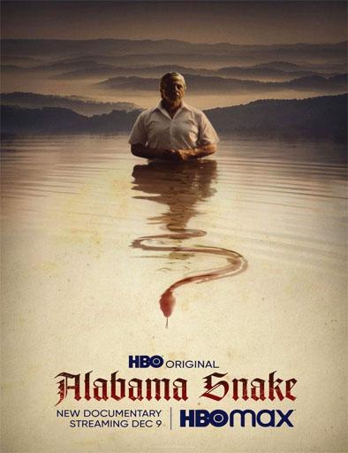Poster de La serpiente de Alabama