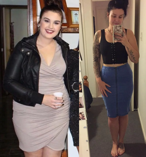 Weight loss, I don't even recognize myself !