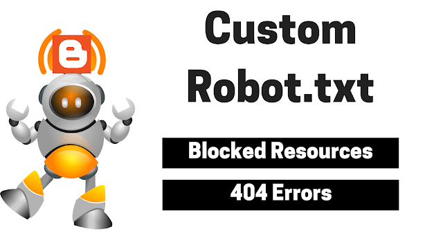 custom robot.txt file