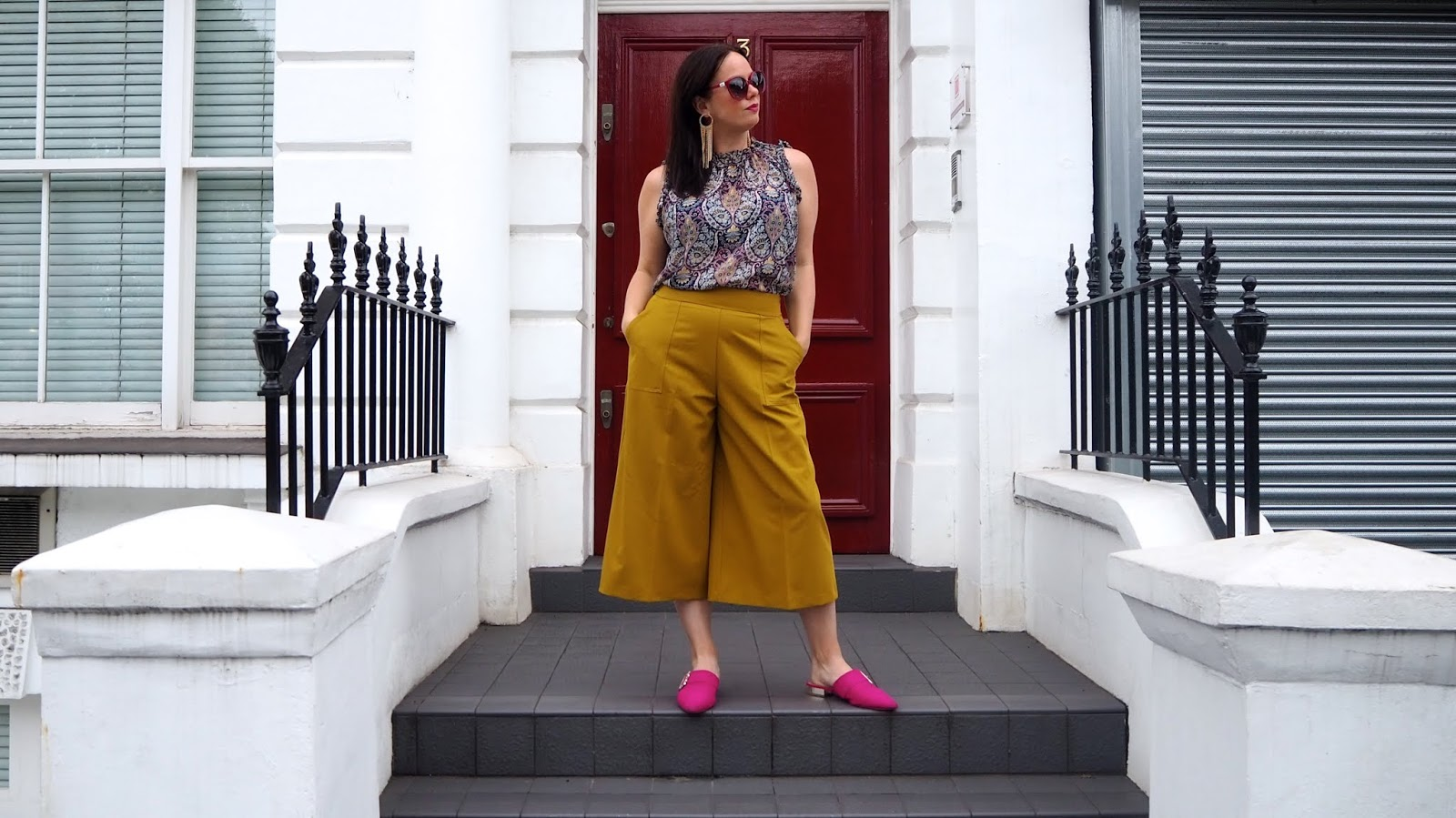 Crazy for Culottes