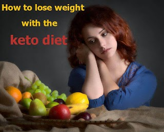 How to lose weight with the keto diet 1