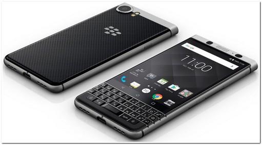 Daftar Smartphone Blackberry KEYoneMWC 2017