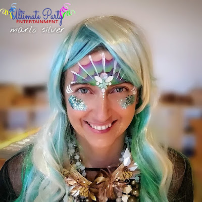 unicorn party - face painting - bay area - cleveland