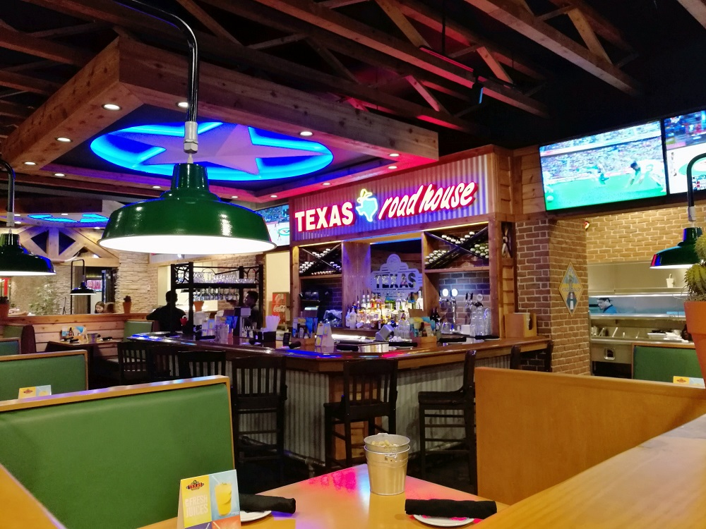 Texas Roadhouse Bonifacio Global City, Philippine Travel