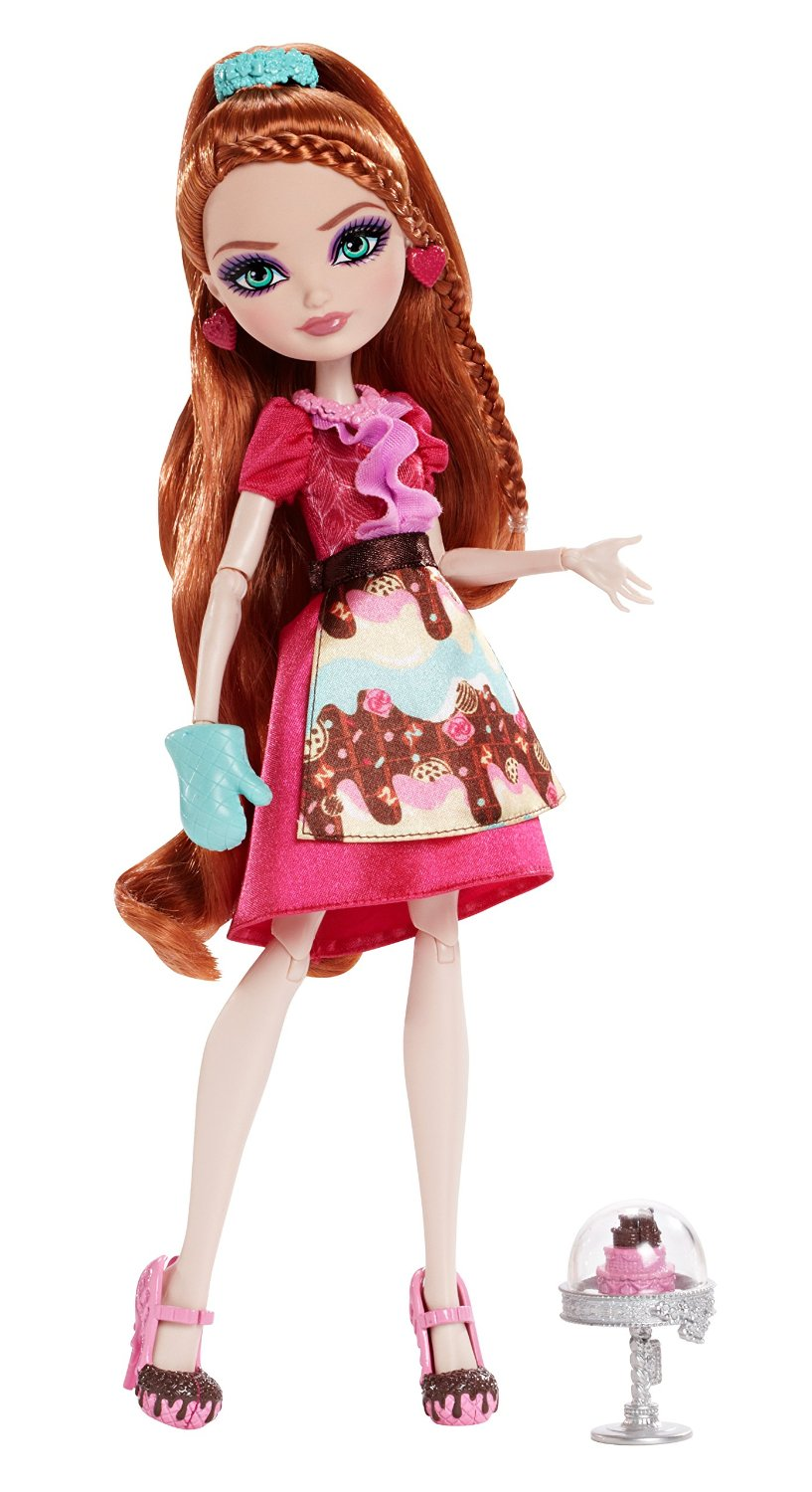 Cozy Comforts and Dolls: New Ever After High Dolls seen on ...
