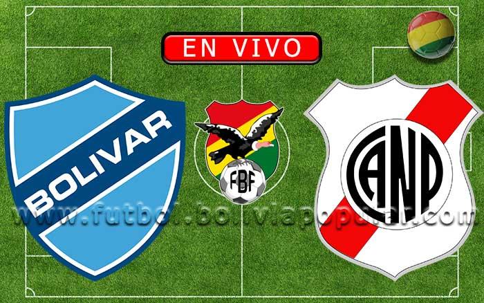 【En Vivo】Bolívar vs. Nacional Potosí - Torneo Clausura 2019