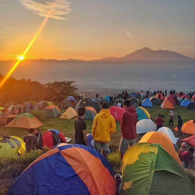 Lokasi dan Tiket Masuk Bukit Alas Bandawasa Bogor Terbaru
