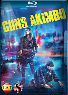 Guns Akimbo (2019) REMUX 1080P LATINO/INGLES