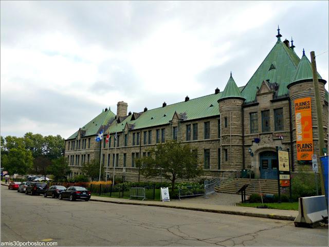Museo de las Llanuras de Abraham, Quebec