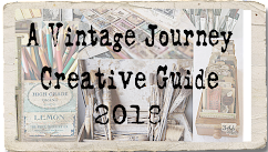 Honoured to be a Creative Guide at 'A Vintage Journey'