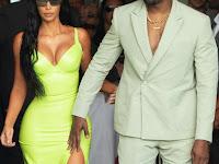 Kanye West Parabeniza e elogia Kim Kardashian após noticias de que ela se tornou bilionaria | Bento Pro