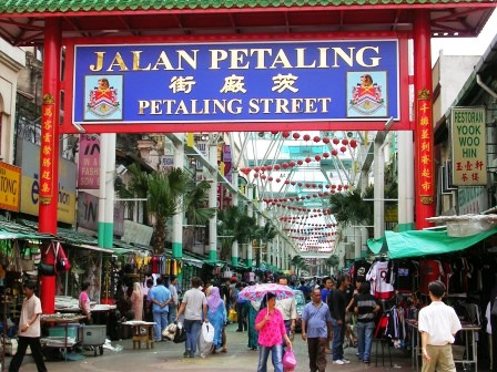 Wisata Favorit di Kuala Lumpur Malaysia China Town
