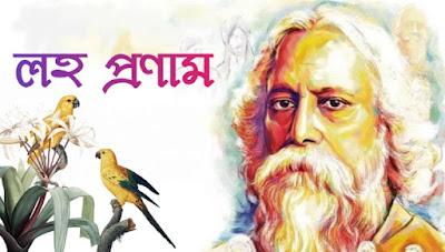 Rabindranath Tagore Birthday
