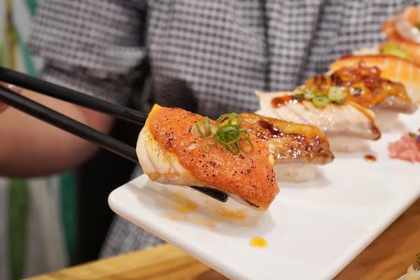 台南南區美食【伊豆讚壽司專賣】餐點介紹-熊的晚餐