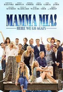Sinopsis pemain genre Film Mamma Mia! Here We Go Again (2018)