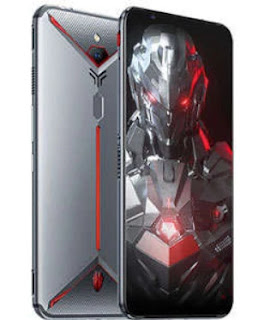 Smartphone gaming ZTE Nubia Red Magic 3S