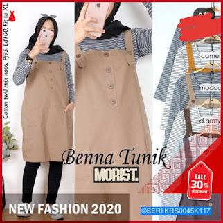 KRS0045K117 Benna Tunik Dress BMGShop