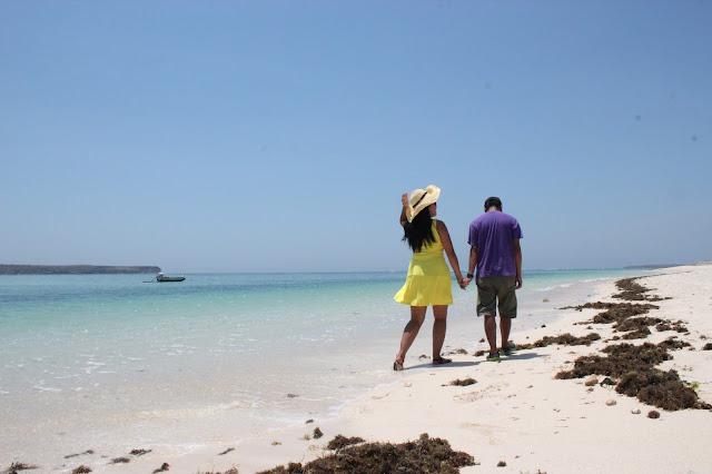 Pantai Kaliantan, Lombok