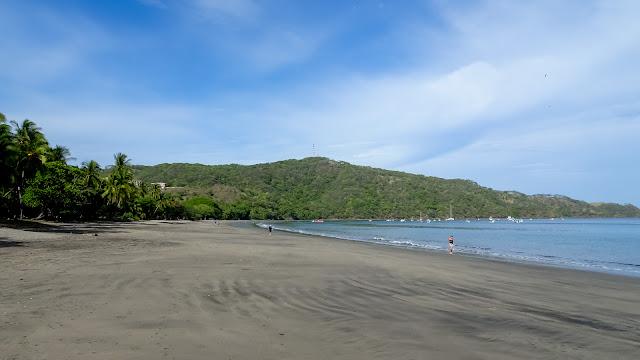 Playa Paname during Covid