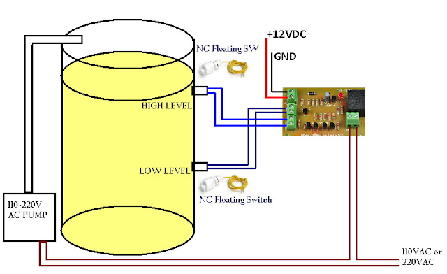 Wiring Diagram Likewise Water Tank Float Switch On Water Tank Float