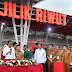Presiden Jokowi Resmikan Pengembangan Bandara Tjilik Riwut
