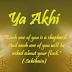 UntukMu Akhi, Laki-Laki, Kaum Adam yang Kelak Menjadi Imam