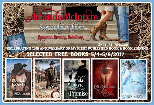 Rafflecopter, Releases, and Romance, Oh My!-Amanda McIntyre celebrates GEORGIA ON MY MIND