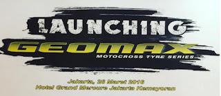 Dunlop Luncurkan Ban Motocross Dunlop Geomax