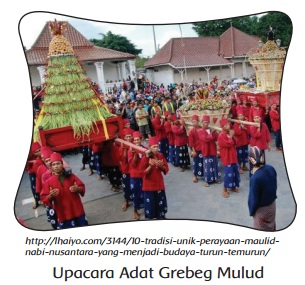 Upacara Adat Grebeg Mulud www.simplenews.me