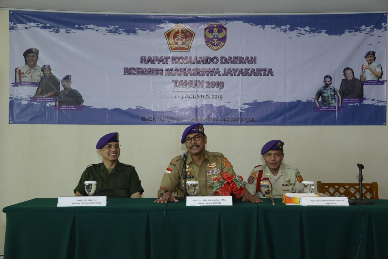 Wakil Ketua BPK: Raihlah Cita - Cita Dengan Gemilang