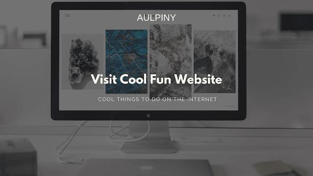 Visit Cool Fun Website