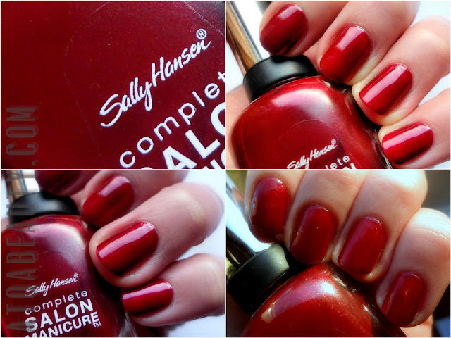 Complete Salon Manicure, Perfect Match