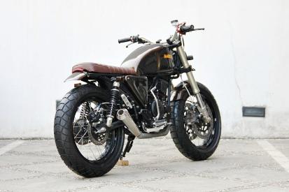 2020+ Koleksi Gambar Modifikasi Honda CB Japstyle Paling Keren dan Unik