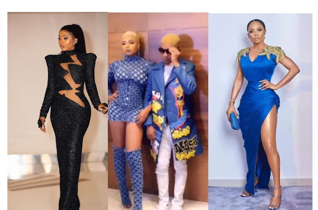 #Headies2019: First gorgeous photos