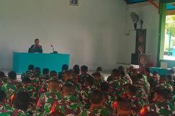 Bunzamin Jayatri Motovasi Prajurit Kodim Tidore