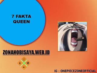 Fakta Queen One Piece