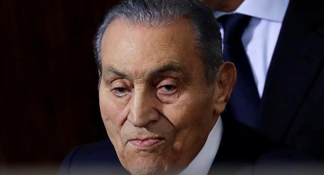 محمد أبو تريكة يعلق على وفاة مبارك