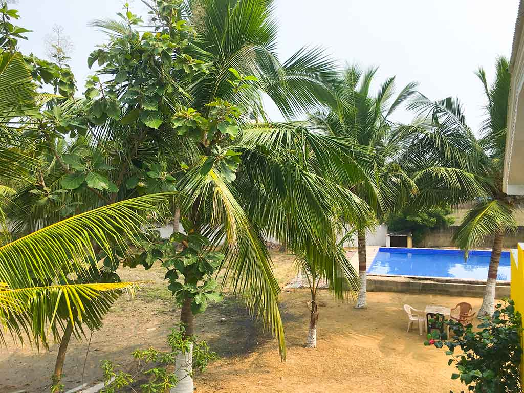 farm house for daily rent in ecr