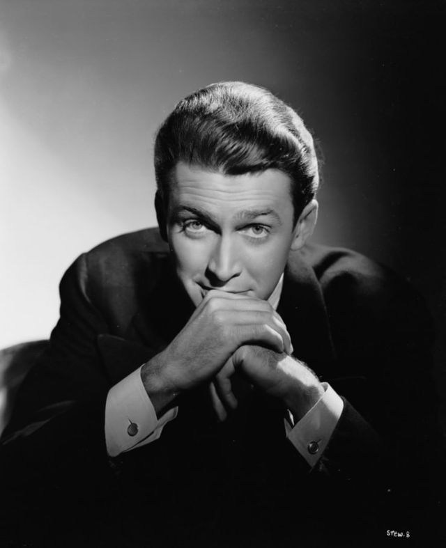 40 Handsome Portrait Photos of a Young James Stewart in the 1930s ~ Vintage  Everyday