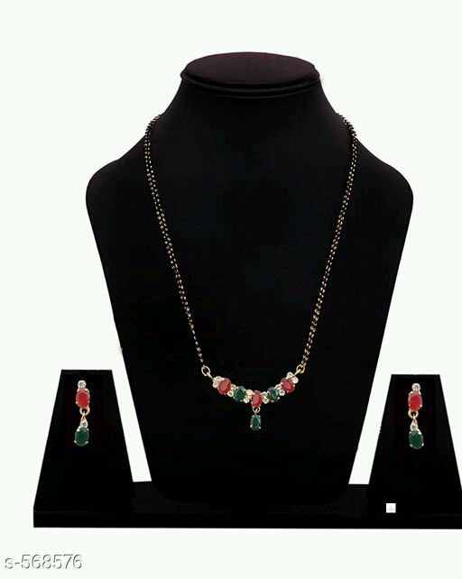 Stonehaus Beautiful Alloy Mangalsutra