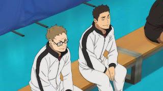 ハイキュー!! アニメ4期 稲荷崎高校コーチ | 大見太郎 Tarou Oomi | INARIZAKI HIGH | Hello Anime !