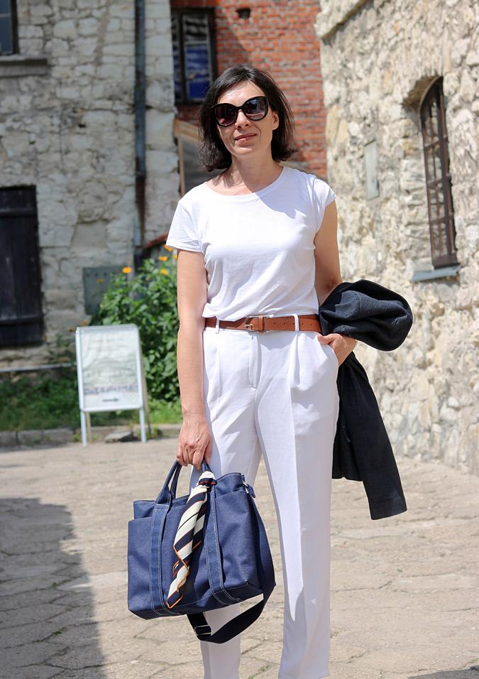 Ubranie na zwiedzanie miasta