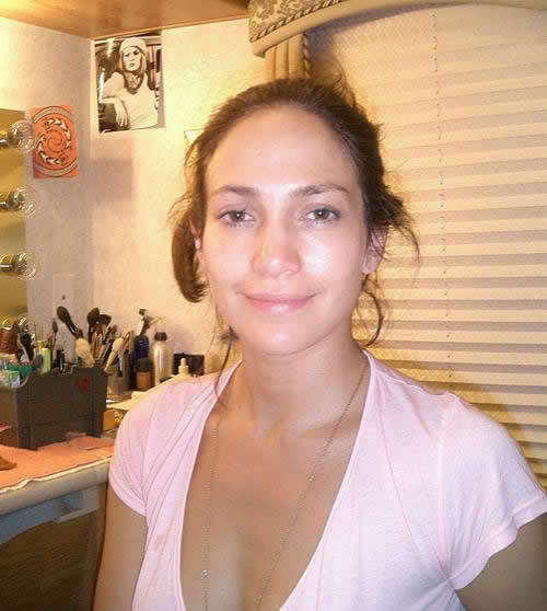 Salma Hayek Without Makeup New Pictures 2013